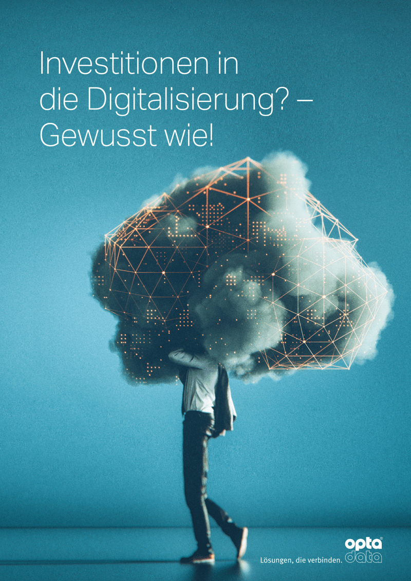 Pflege: Whitepaper – Investition in die Digitalisierung